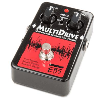 EBS MD-SE MultiDrive Studio Edition Overdrive Guitar Effects Pedal