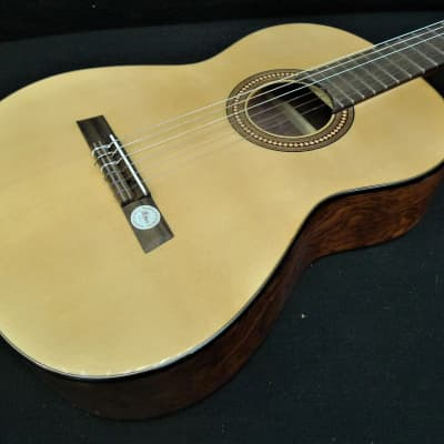 Hofner HF16 Classical Guitar For Parts or U FIX Solid Spruce Top, Bubinga Body, Made in Germany for sale