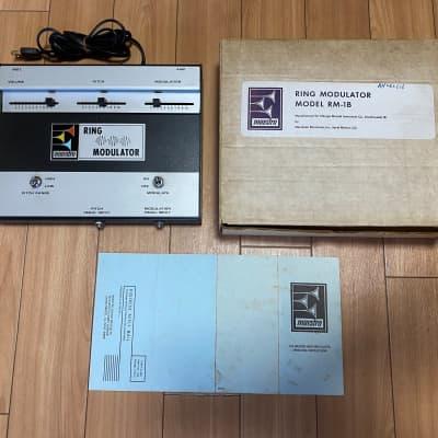 Rare !  Boxed Maestro Ring Modulator RM-1 serviced. for sale
