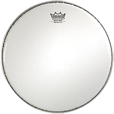 Remo White Max 14 in Marching Snare Batter Drumhead