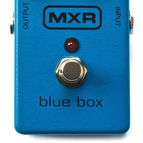 MXR Effect Pedals - Blue Box for sale
