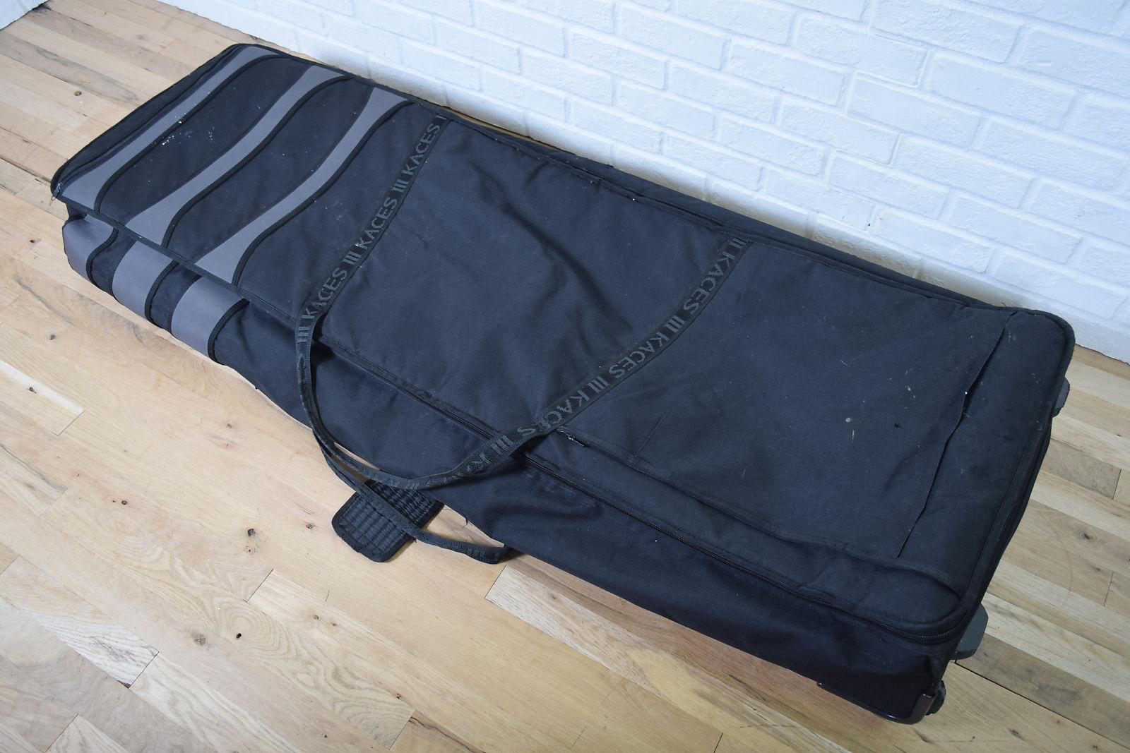 Kaces 88 key keyboard bag soft case Excellent-used keyboard road case for  sale