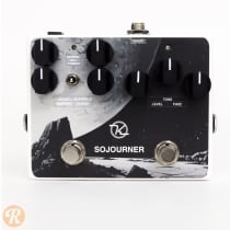 Keeley Sojourner Reverb/Fuzz 2010s Graphic image