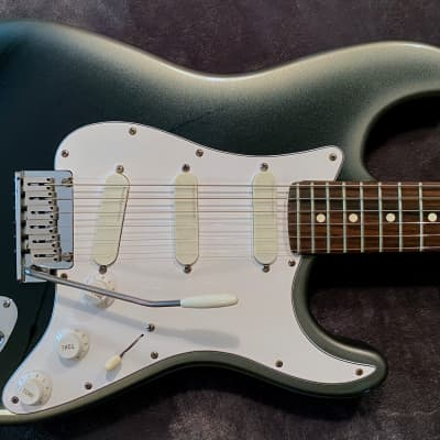 Fender 1990 Strat Plus Deluxe, Stratocaster, Black Pearl Burst for sale