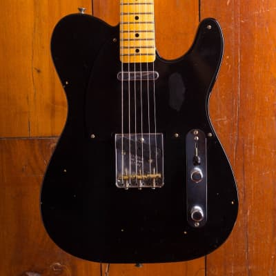 Fender CS 1951 Noccaster Journeyman Relic 2017 Black