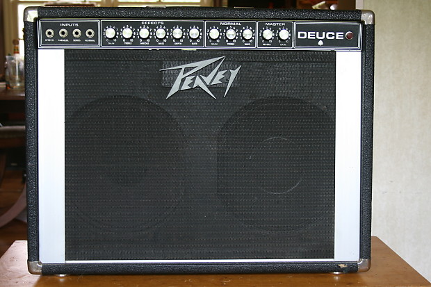 Early Peavey Duce Amp