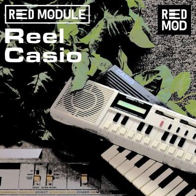 Red Module   Reel Casio Drum Sample Pack