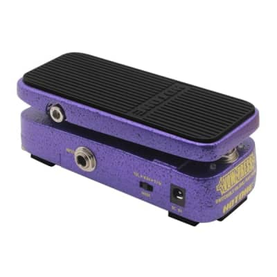 Hotone Vow Press - Switchable Volume, Wah or both Pedal for sale