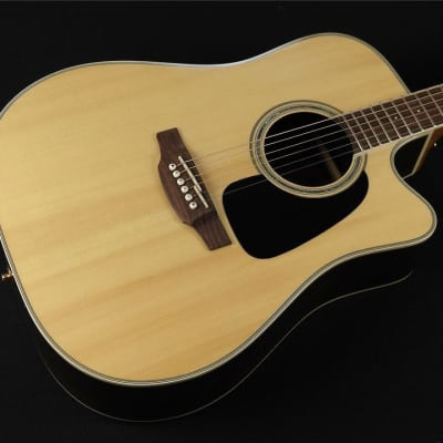 Takamine GD51CE-NAT G50 Series Dreanought Acoustic/Electric Guitar - Natural (227) for sale