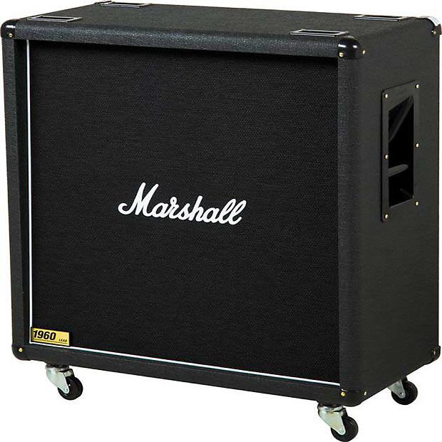 Marshall 1960B 4x12 300W Straight Guitar Cabinet   Reverb