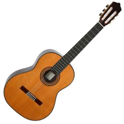 Perez 711 Classical Nylon Guitar Cedar Top Guitars Guitarras Pérez Made In Spain for sale