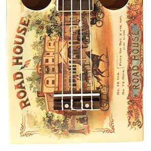 Eddy Finn EF-CGBX-1 Cigar Box Ukulele for sale