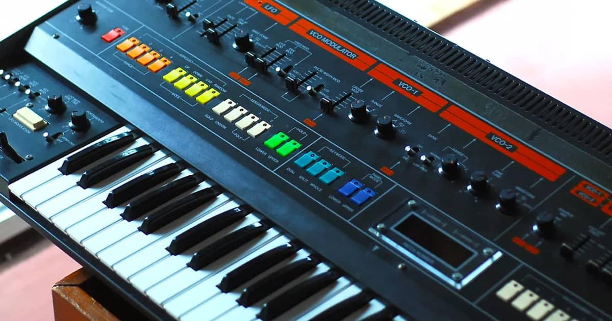 Korg ARP Odyssey FS Rev1 37-Key Duophonic Analog Synthesizer