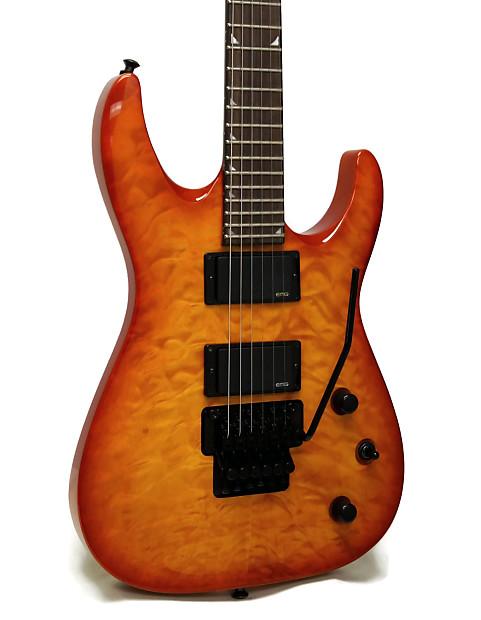 jackson slatxmgq3 6 soloist x series electric guitar trans reverb. Black Bedroom Furniture Sets. Home Design Ideas