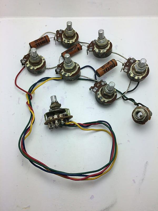 Kay Pickup Wiring Diagram on