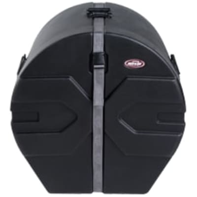 SKB - 14 X 28 Marching Bass Drum Case w/Padded Interior - 1SKB-DM1428