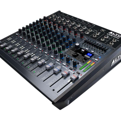 Alto Live 1202 12 Channel Mixing Desk