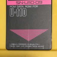 Roland U110 09 SN Guitar & Keyboard PCM DATA ROM | U220 D70 Free Ship