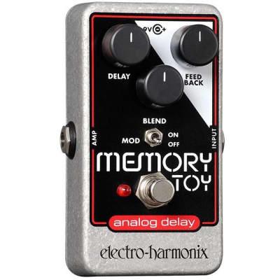 Electro Harmonix Memory Toy Analog Echo/Chorus Pedal for sale