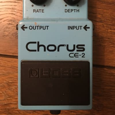 Boss CE-2 Chorus (Green Label)
