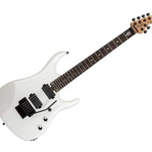 Sterling by Music Man JP160-PWH JP16 Signature in Pearl White for sale