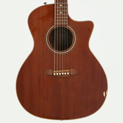 2008 L'Benito Grand Auditorium Used Acoustic Guitar Made by Taylor Employee - Super Clean, w/ Case! for sale