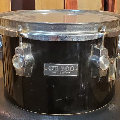 "CB Percussion 10"" Concert Tom Black"
