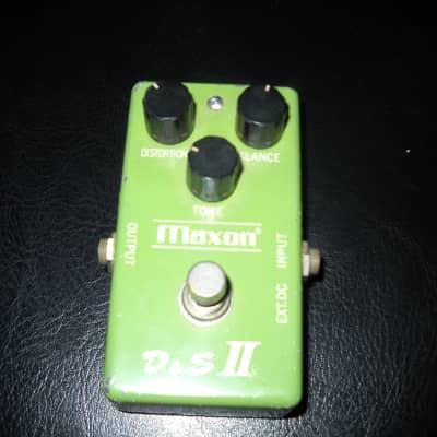 Maxon D&S II OD-802 1976 green