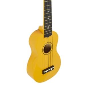 Kona Soprano Ukulele Yellow With Soft Case Ideal Starter Or Travel Uke Many Colour Options! for sale
