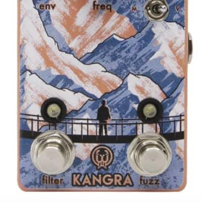 Walrus Audio Kangra Filter Fuzz Pedal for sale