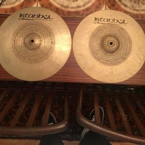 "Istanbul Mehmet 14"" Empire Hi-Hat Cymbals (Pair)"