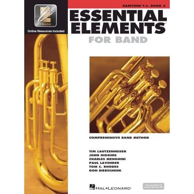 Essential Elements - Baritone T.C. Book 2