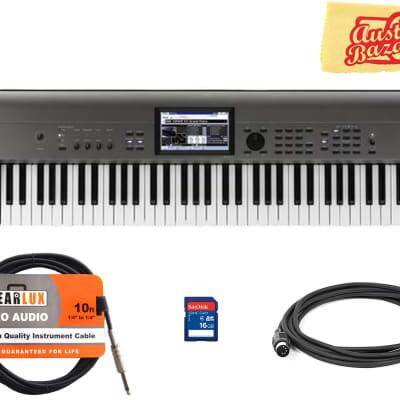 Korg Krome-EX 73-Key Music Workstation w/ SD Card