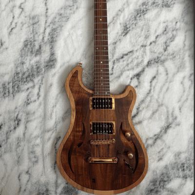 C.R. Alsip C.R. Alsip DCDT boutique guitar  natural for sale