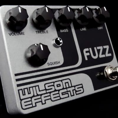 Wilson Effects Fuzz