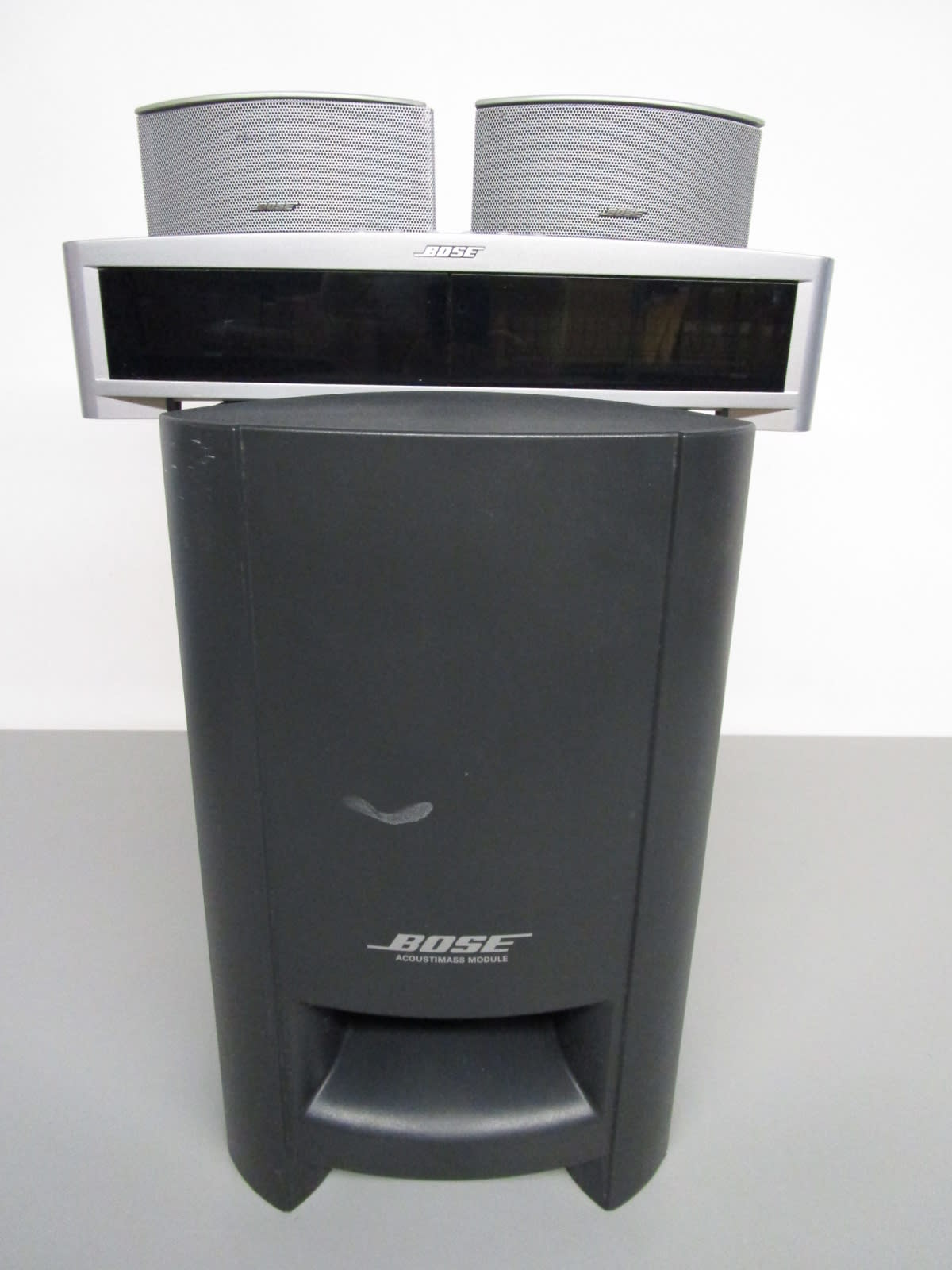 Bose 3•2•1 and 3•2•1 GS Home Entertainment Systems ...