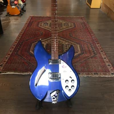 Rickenbacker 330/12  12-String Guitar - Midnight Blue for sale
