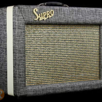 Supro 1620T Holiday 1960s Blue Rhino image