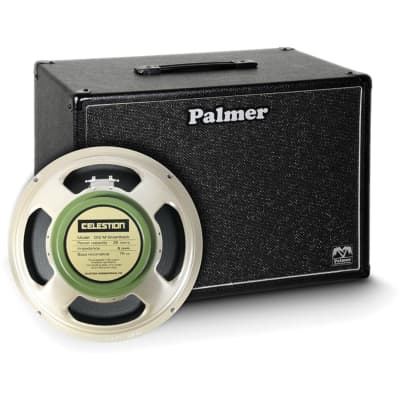 Palmer CAB 112 GBK guitar cabinet for sale