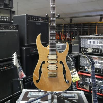 Ibanez PGM 10th Series Paul Gilbert Signature honey flame for sale