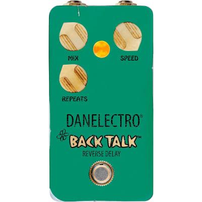 Danelectro Back Talk Reverse Delay Reissue In Stock for sale
