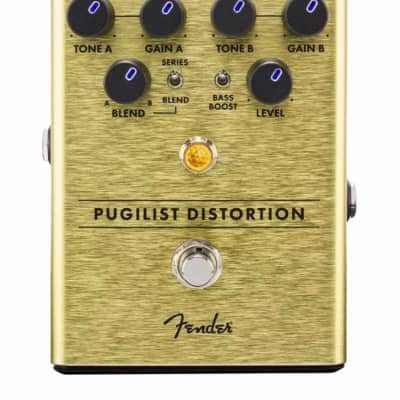 Fender Pugilist Distortion from Superior Music!