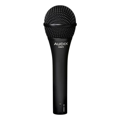 Audix OM5 Handheld Hypercardioid Dynamic Vocal Microphone