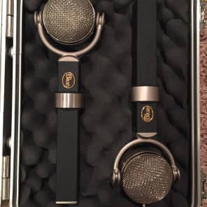 Blue Dragonfly Large Diaphragm Cardioid Condenser Microphone (Pair)