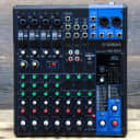 """Yamaha MG10XU MG Series 10-Channel """"D-PRE"""" Mic Preamps USB Audio Mixing Console"""