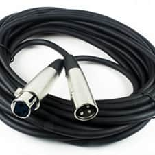 Low Z XLR Microphone Cable