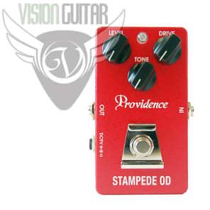 Providence STAMPEDE OD OVERDRIVE SOV-2 Distortion Pedal
