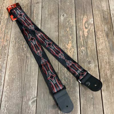 """D'Addario Nylon Woven Guitar Strap """"Chopper"""""""