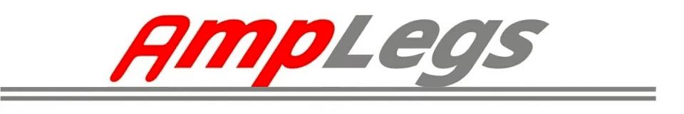 AmpLegs - NO DRILL Tilt-back Legs