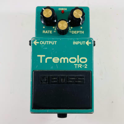 Boss TR-2 Tremolo *Sustainably Shipped*